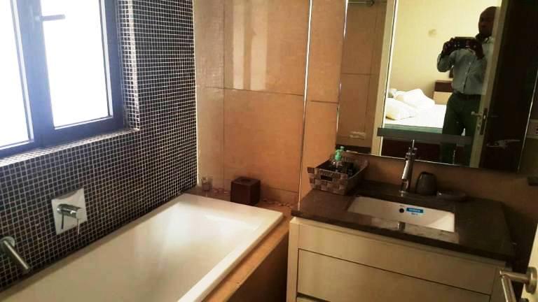 Appartement meubl louer sur la corniche 2simmo2simmo for Appartement meuble a louer dakar