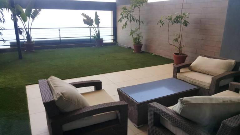 Appartement meubl louer sur la corniche 2simmo2simmo for Louer en meuble
