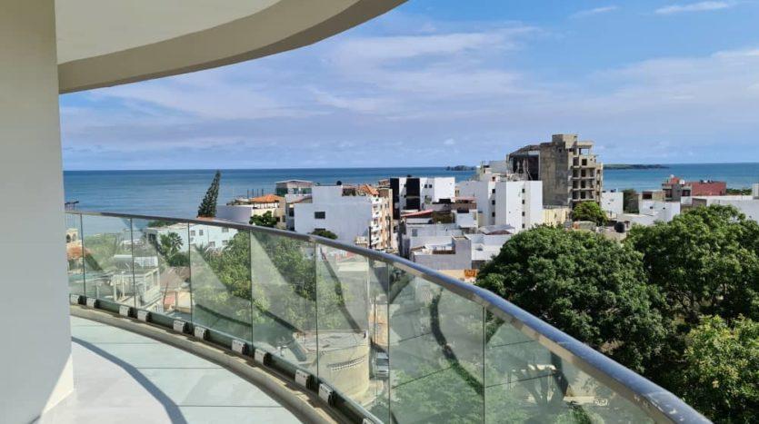 Appartement de luxe à louer Dakar Fann Hock